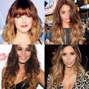 Balayage with Ombre Effects and Colour Blocking Strands for Volume, Length and Va-Va-Va-Voom!